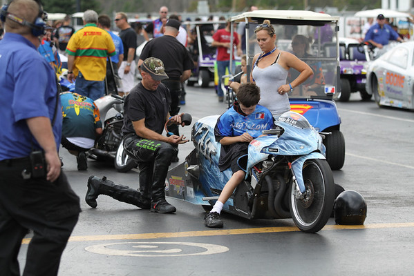 Pro Extreme Motorcycle Staging Lanes
