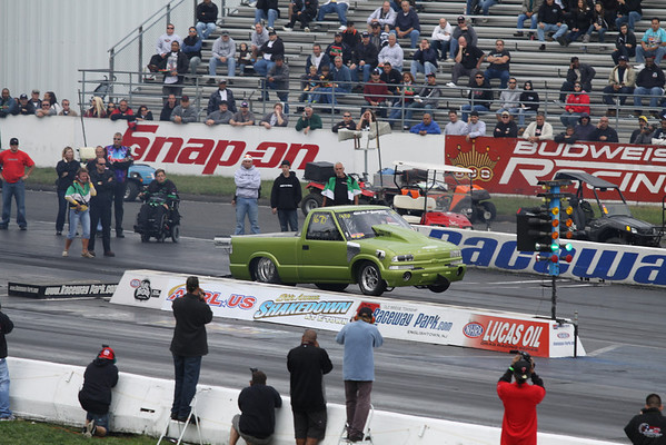 Moutain Motor Pro Stock 10.5 and Heavy Street Action