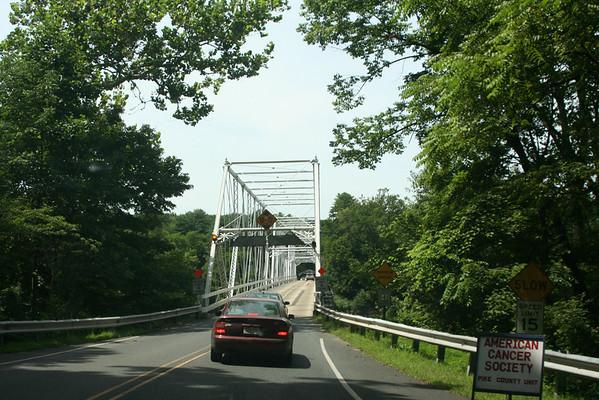 Bushkill Falls August 2009